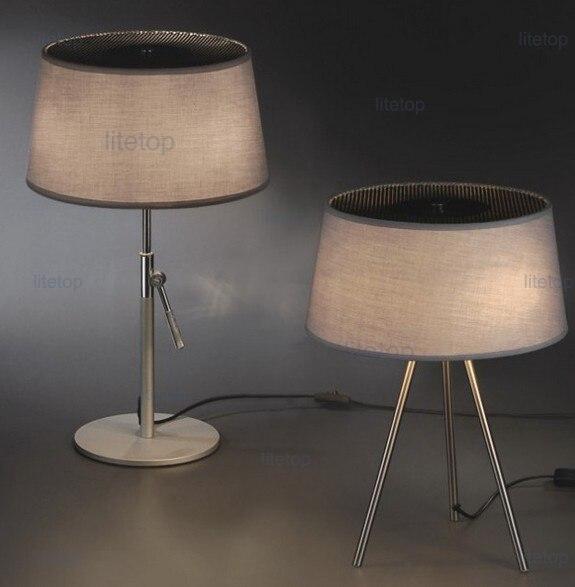 Easy Mechanics table lamp tripod philippe Starck modern table lighting desk lamp bedside lamp bedroom light study room