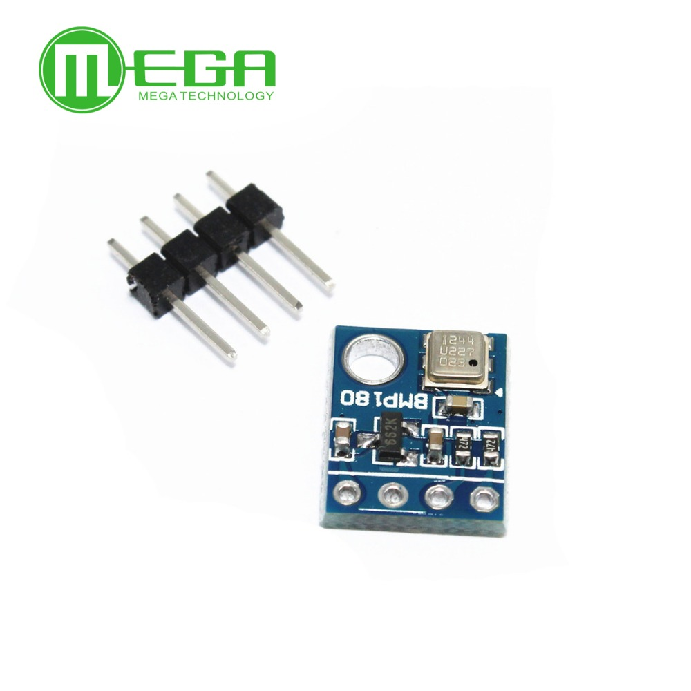 1PCS GY-68 BMP180 Replace BMP085 Digital Barometric Pressure Sensor Module
