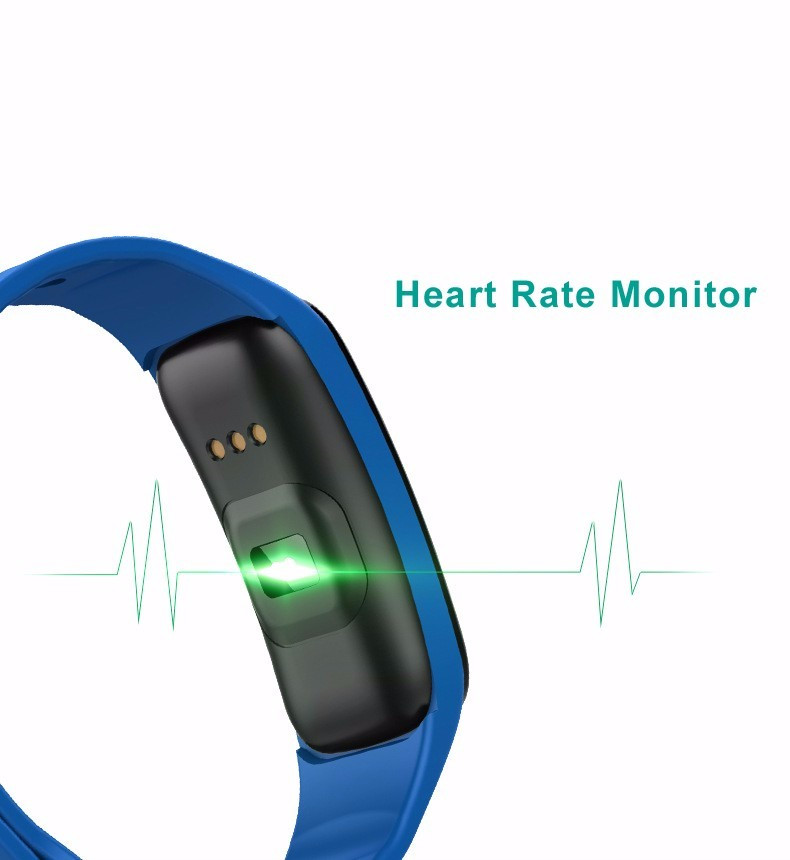 Z-suit Health Sport Wristband Oxygen Blood Pressure Heart Rate monitor Smart Bracelet Fitness Tracker Smart Band for IOS Android 8