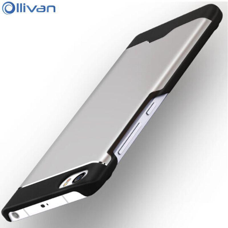 imágenes para 100% Caja de Metal para xiaomi 5 caso Original del mi5 caso Duro de la cubierta PC + m5 cubierta del Metal de Aluminio para xiaomi mi 5 mi5 pro caso 5.15