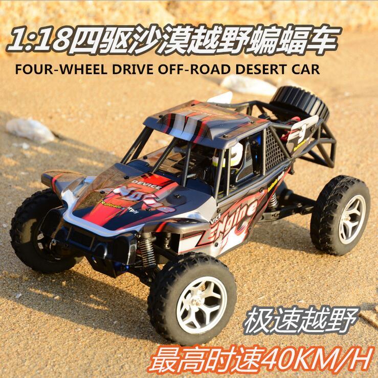 Высокое качество wltoys 18428 автомобиля 2.4 G для моделей 1/18 4WD гусеничный радиоуправляемый 1:18 Электрический Привод на четыре колеса восхождение RC автомобилей против для wltoys 12428