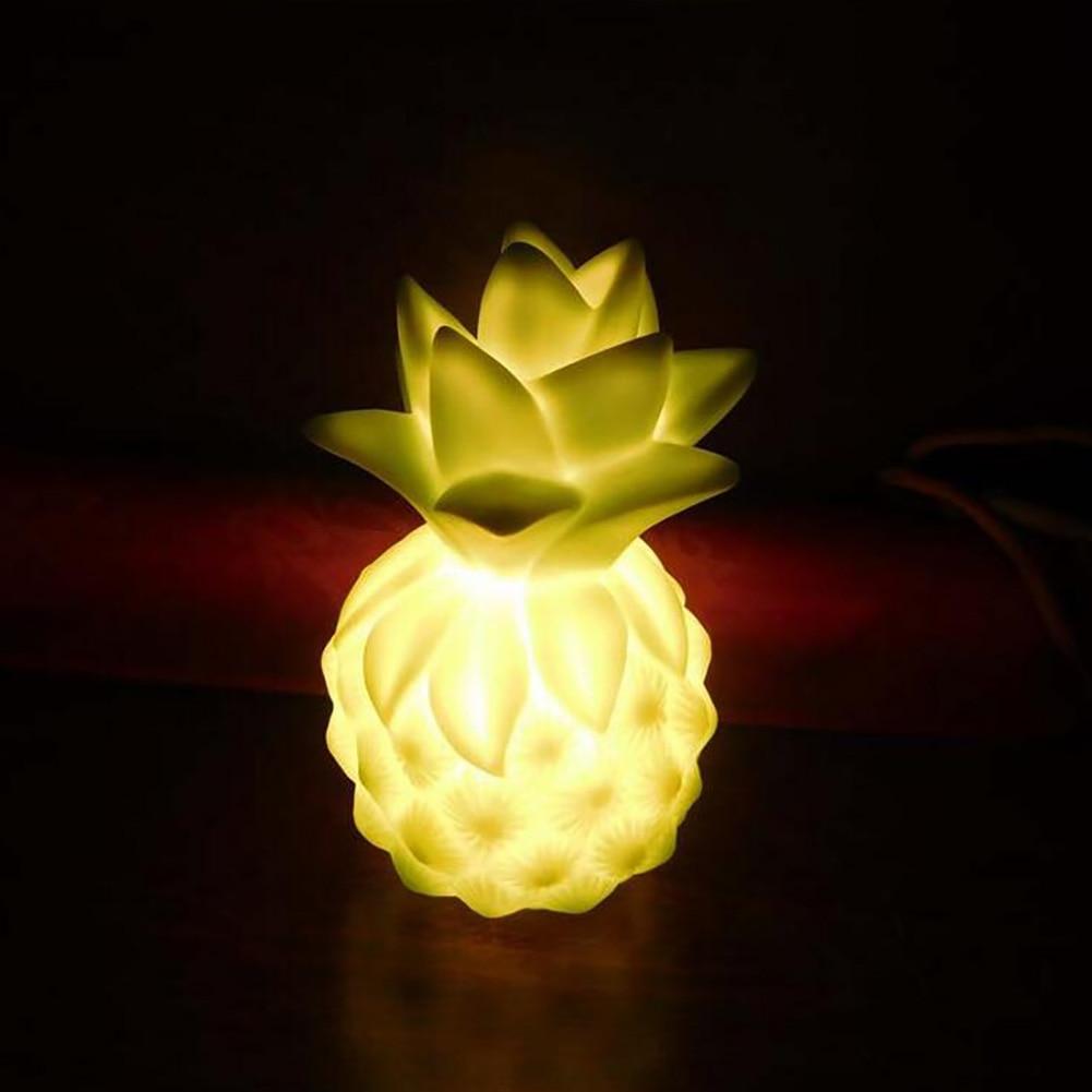 Luzes da Noite mesa presente criativo para o Formato : Pineapple