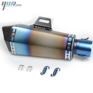 Image 3 - Moto Scooter tubo di scarico Modificato tubo di Scarico Del Silenziatore Del Tubo Per Suzuki GSX R GSXR 600 750 K6 K7 K8 K9 HAYABUSA Bandit 650 S GSX GSF