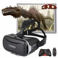 3D Virtual Glasses Shinecon VR 2 0 Google Virtual Reality 3 D VR Headset Helmet Head