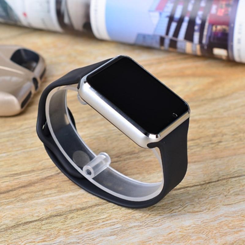 font b smart b font watch women men Android WristWatch Bluetooth font b Smart b