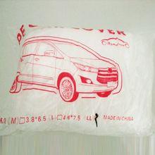 Большие прозрачные пластиковые автомобильные Чехлы одноразовые