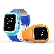 Q60 GPS GSM GPRS Smart Uhr Locator Tracker Anti-verlorene Remote Monitor Smartwatch Beste Geschenk Für Kinder Kinder PK Q50 Q80