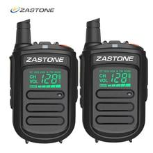 2 Chiếc Zastone Mini9 Mini Di Động Bộ Đàm Hàm Vô Tuyến Nghiệp Dư 2 Chiều Đài Phát Thanh 128 Kênh Bộ Đàm FM Thu Phát đài Phát Thanh