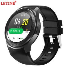 Купить с кэшбэком GPS Fitness Tracker Smart Watch DM368 Plus Android 7.14G 1G+16GB WIFI Bluetooth Heart Rate Pedometer Call Reminder SmartWatch