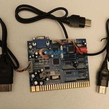 Xbox VGA таймер доска VGA от JAMMA игры по времени таймер PCB для монет ЖК-монитор стандарта VGA аркадная машина игровой шкаф