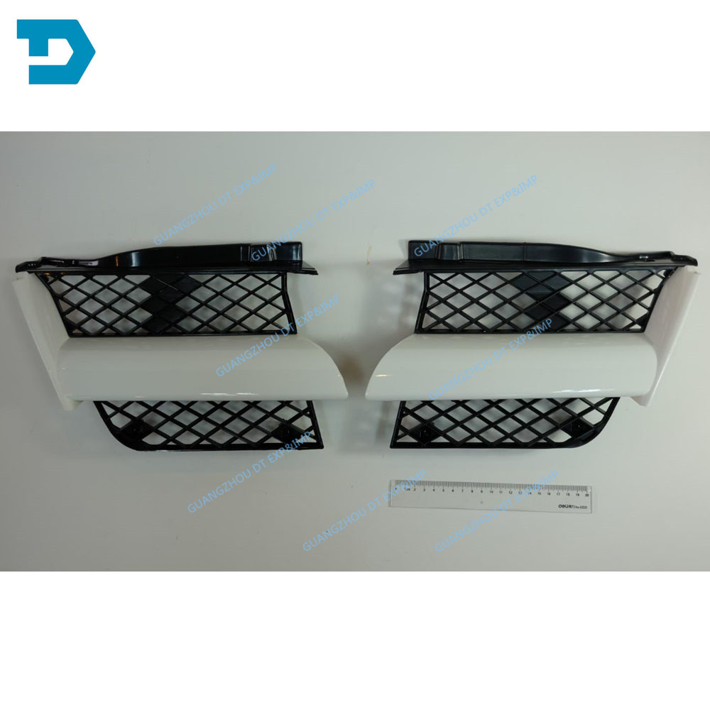 2003-2007 outlander white grille airtrek front grille  all other parts available