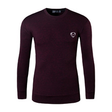 New Arrival 2019 Autumn and Winter Men Designer Turtleneck T Shirt Casual Slim Fit Thermal Shirts Tops USA Size S M L XL LA223 цена