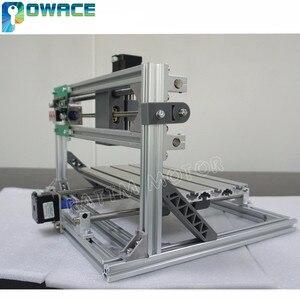 Image 3 - Máquina de grabado láser, USB 3018, controlador GRBL, 3 ejes, CNC, 30x18x4,5 cm, Pcb, Pvc, fresadora de madera