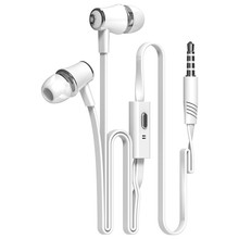 In-Ear Earphones with Mic for Smartphone
