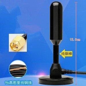 Image 1 - هوائي ممغنط عالية مكاسب احادي CDMA/GPRS/GSM/WCDMA/3G/DTU وحدة الالتصاق هوائي 35dbi SMA الذكور