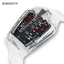 KIMSDUN Men's Fashion Trend Personality Classic Quartz Watch Luxury