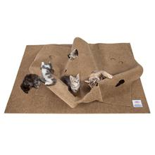 Pet Mat Cat Dog Cushion 2019 New Creative Felt Cloth Play Agility Training Toy Bite Pad