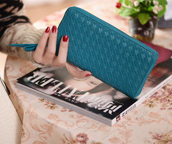 Clearance ! classic vintage fashion design knitted wallet hot selling women wallets purse with 8 colors for choosing new hot fashion unisex women men hipster vintage retro classic half frame glasses clear lens nerd eyewear 4 colors