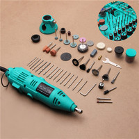 252PCS Electric Rotary Tool Drill Grinder Accessories for Grinding Polishing Cutting Abrasive Tools Kits With Plastic Box