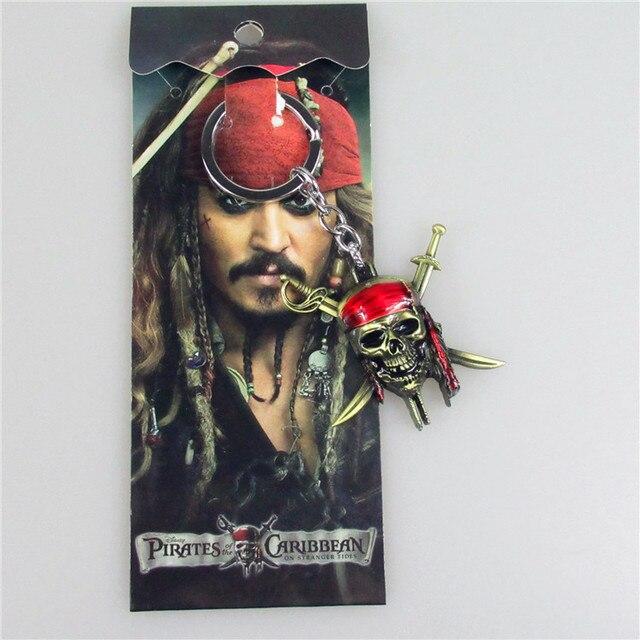 Брелок Пираты Карибского Моря Эмблема вариант 2 4