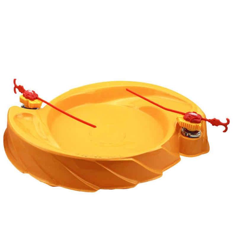 Лидер продаж, ультра взрыв гироскопа Арена диск захватывающий Дуэль спиннинг Топ развивающая игрушка Развивающие детские игрушки Новое поступление 2018 # fss