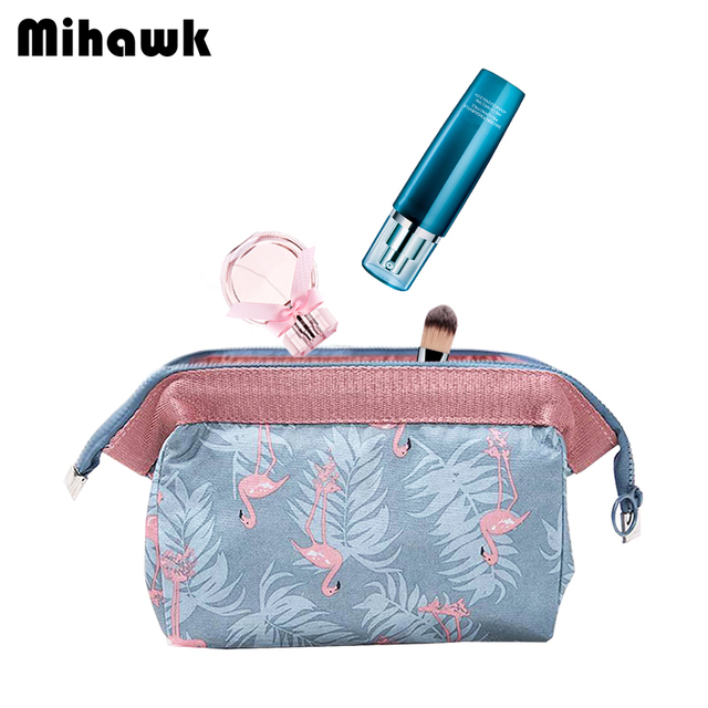 b17d3d6a929f Mihawk Women s Functional Cosmetic Bags Toiletry Travel Case Makeup  Organizer Beauticians Beauty Suitcase Accessories Supplies