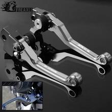 Motorcycle CNC Brake Clutch Levers Pit Pivot Bike For KTM 144SX 2005 2006 2007 2008 2009 2011 2012 2013 2014 2015 2016 2017 2018 стоимость