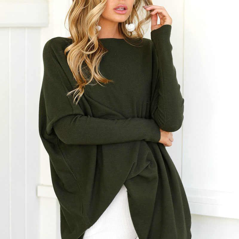 U-SWEAR 2019 Nieuwe Collectie Fashion Casual T-Shirt Vrouwen Lange Lijn Volledige Mouw Zachte Vrouwelijke Tops streetwear solid Slim Fit Kleding