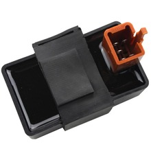 GOOFIT 5 Pin CDI Box for 50 70 90 110 125cc ATV Dirt Bikes Go Karts Pit Bike Dune Buggy Quad 4 Wheelers Chopper Pocket