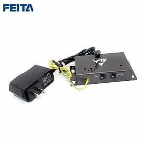 Image 3 - FEITA 209 II Auto alarm Anti statische ESD wrist strap tester Zwei ausgang Anti statische online monitor für Anti  statische Elektronische DIY