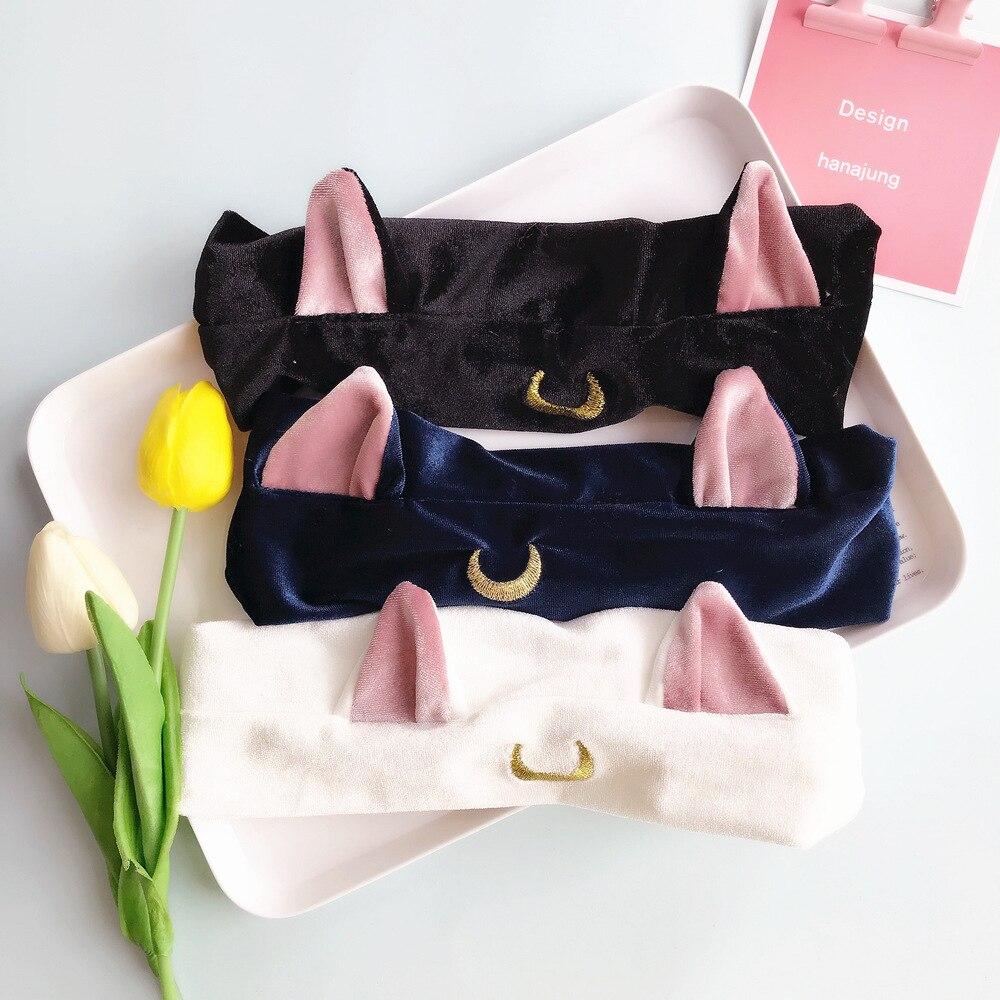 Sailor Moon hair bands Cat ears hair bands Headband Anime hair bands headband 1
