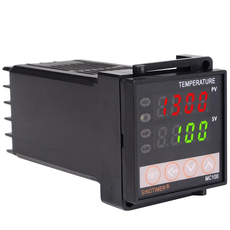 Skaitmeninis PID TEMPERATŪROS VALDIKLIO REGULIATORIUS Termostatas - Matavimo prietaisai - Nuotrauka 3