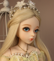 2018 Full Set SuDoll BJD 1/3 good looking doll Free Eyes wig clothes all included 60cm PVC Doll toys
