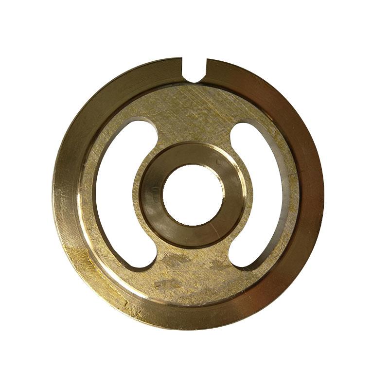 Valve plate F11 10 F11 019  F11 039 piston pump spare parts repair parker oil pump    -
