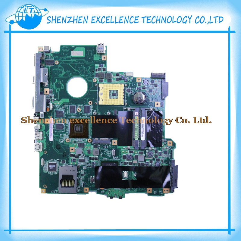 F3E F3A X53L F3JC F3JV Mainboard laptop motherboard for ASUS with Free shipping