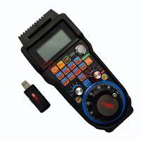 Remote Control Handwheel Mach3 MPG USB Wireless Hand Wheel For CNC 3 Axis 4 Axis Controller