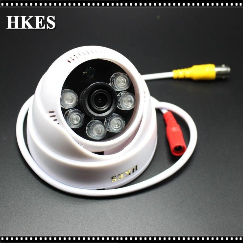 4pcs/lot HD 720P Dome AHD Camera 1MP CMOS Security Video HD Analog Camera Night Vision IR 20M CCTV Camera For AHD DVR 2.8mm lens hd 720p 1080p dome ahd camera 1mp 2mp cmos security video hd analog camera night vision ir 20m cctv camera for 1080p ahd dvr