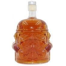 Whiskey Decanter Crystal Glass Wine Decanter Bottle Magic Aerator Wine Glasses Accessories Star Wars Stormtrooper Helmet