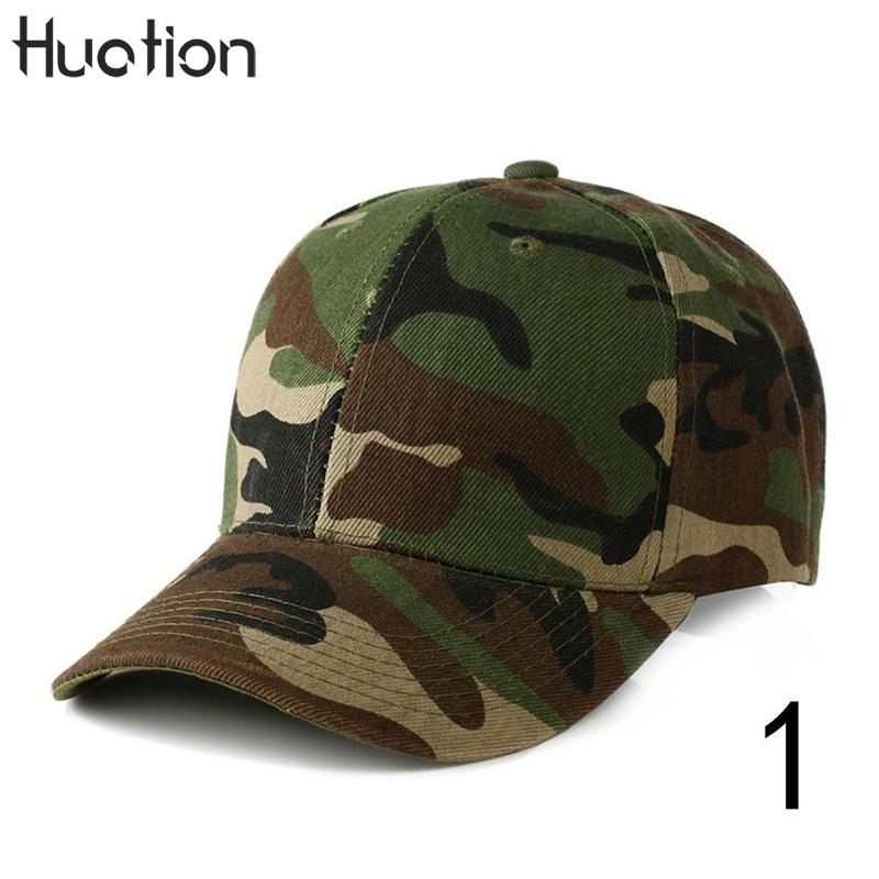 2019 Camouflage   Baseball     Cap   Men Tactical   Cap   Camouflage Hippop Snapback Hat For Men High Quality Masculino Dad Hat