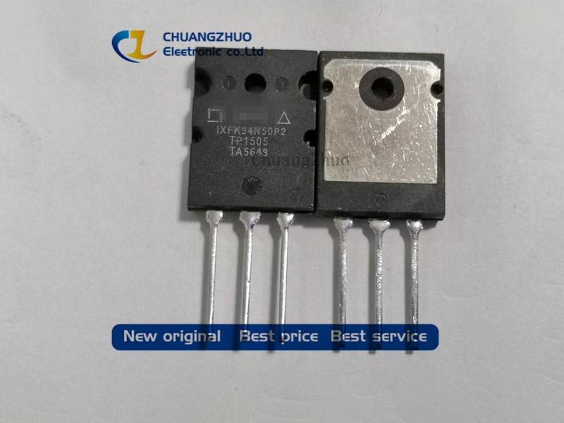 5pcs  IXFK94N50P2 MOSFET N-CH 500V 94A TO264 100% Good Quality