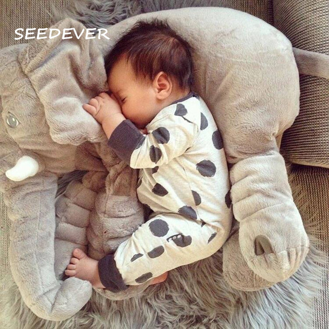 Animal Breastfeeding Pillow : Aliexpress.com : Buy Baby body pillow Elephant Baby Bed Car Seat Cushion Kids Soft plush Baby ...