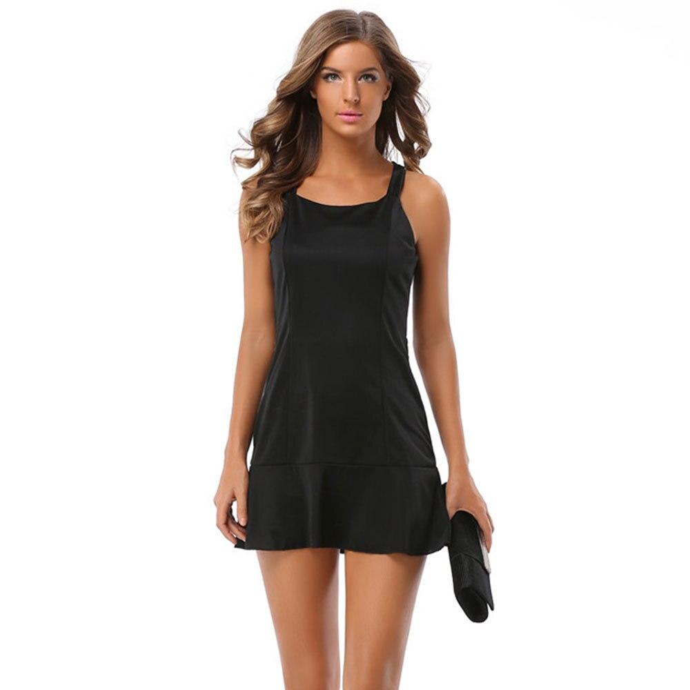 Black dress for prom night - Women Ukraine Black Vintage Sexy Night Club Mini Short Suspender Dress For Girl Evening Party Bodycon Summer Prom Beach Vestidos