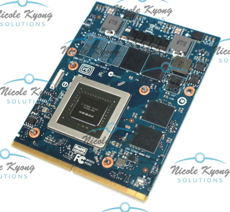 2019 Fashion Gtx765m 2g Vga Graphics Video Card Module 9r3f5 For Dell M17x R5 R4 Rhttp://a3 M15x M18x Vga Upgrade Higher Gtx660m Same As 580m
