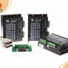 USA & EU Ship-3Axis Wantai Stepper Motor Driver DQ860MA,80V,7.8A,256Micro