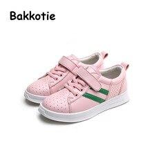Bakkotie 2017 New Fashion Children Spring Autumn Baby Boy Casual Sport Shoe Kid Brand Sneaker Breathable Girl Leisure Trainer