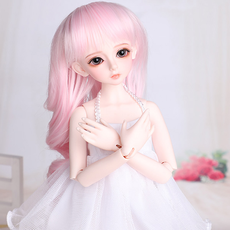 New Arrival 1/4 Bjd Doll Sd Fashion Bory Joint Resin Doll With Makeup For Baby Girl Birthday Present