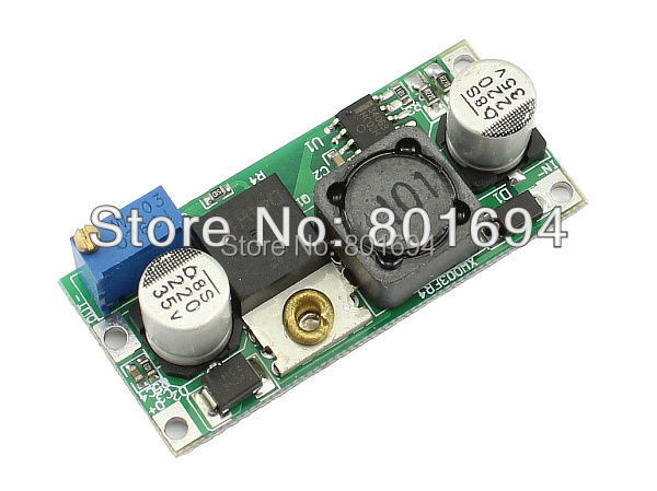 10 Pcs/Lot DC-DC Step Up Converter Power Supply Switching Module 3-24V to 5-25V