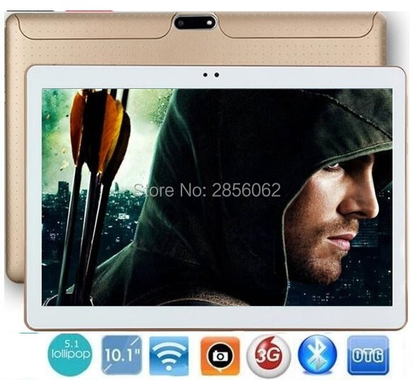 10 inch 3G tablet pc Android 5 1 Phone Call SIM card Quad Core CE Brand