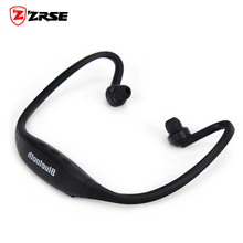 Wireless Bluetooth Sport headset in-Ear earphone Stereo Music Neckband headphones for iPhone 5 5s 6 6s Samsung with Microphone