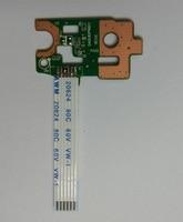 Nieuwe Knopkaart w/Lint Voor HP 15-f023wm 15-f024wm 15-f027ca 15-f033wm Schakelaar Kabel